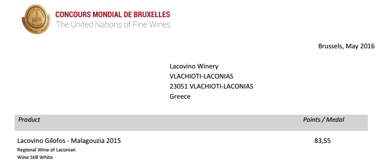 lacovino participatio on the consours bruxelles